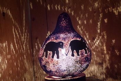 modèle La balade des éléphants